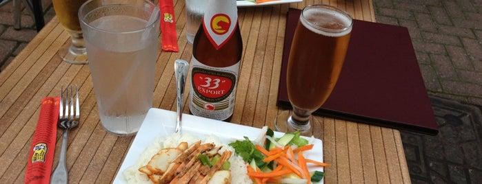 Saigon Restaurant & Bar is one of Cleveland.