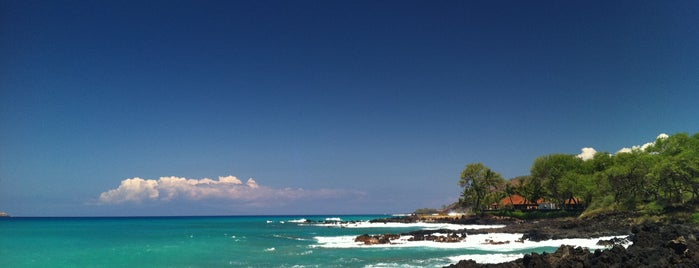 Makena State Park is one of Stevenson Favorite US Beaches.