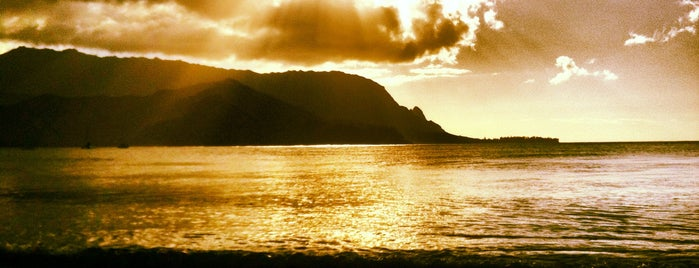 Hanalei Beach is one of Maui, HI.