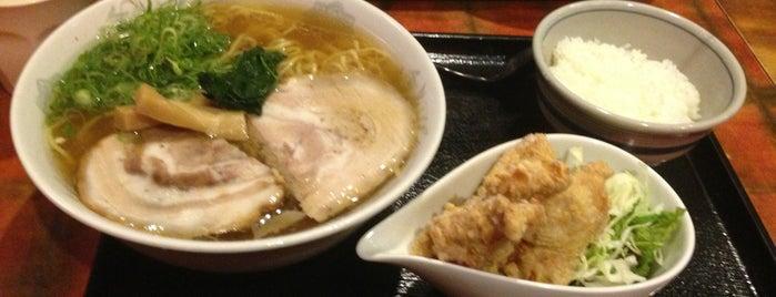 豚のさんぽ 大町駅前店 is one of Sigeki: сохраненные места.