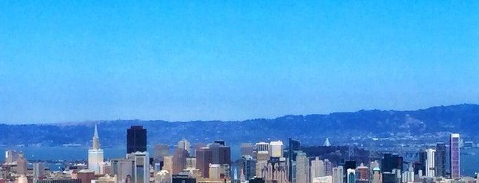Twin Peaks Summit is one of SF Bucket List.