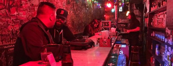 Clockwork Bar is one of ny18.