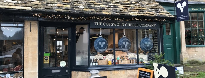 The Cotswold Cheese Company is one of clive'nin Beğendiği Mekanlar.