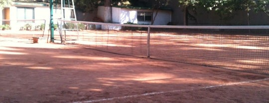 Canchas de Tenis is one of Posti che sono piaciuti a Marco.