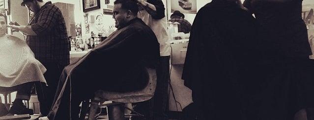 Big Ws Barber Shop is one of Lugares favoritos de Jesse.