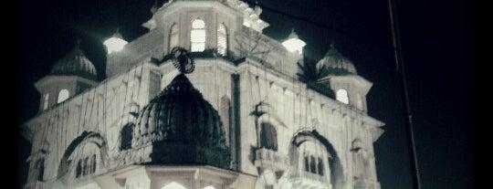 Gurudwara Sri Rakabganj Sahibji is one of インド。🇮🇳.