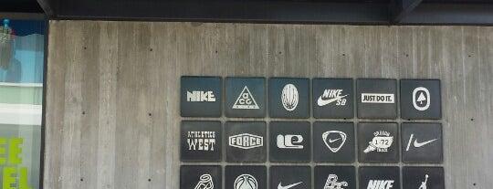 Nike Santa Monica is one of LA Guide for Arabs ;).
