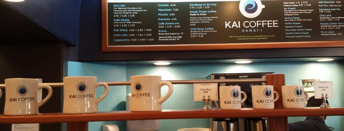 Kai Coffee Hawaii is one of Waikiki.