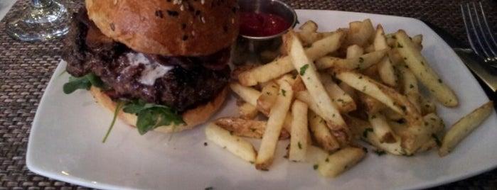 Industriel Restaurant is one of Burgers.
