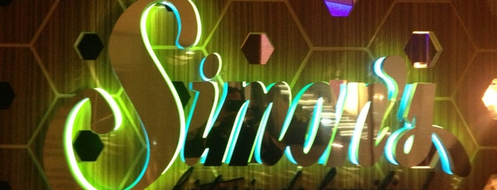 Simon's is one of Polanco.