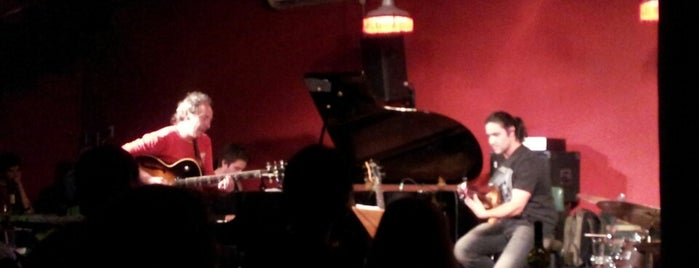 Jazz & Pop is one of Jazz@Baires.