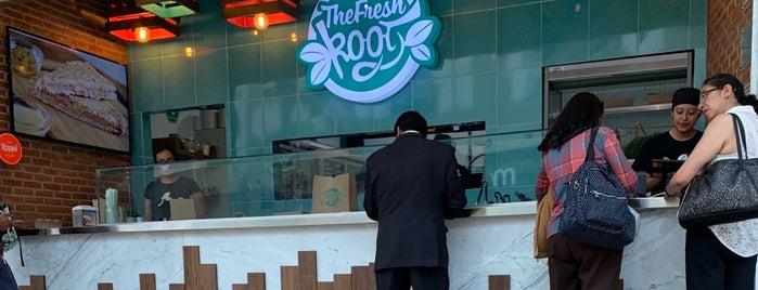 The Fresh Root is one of สถานที่ที่ Iván ถูกใจ.