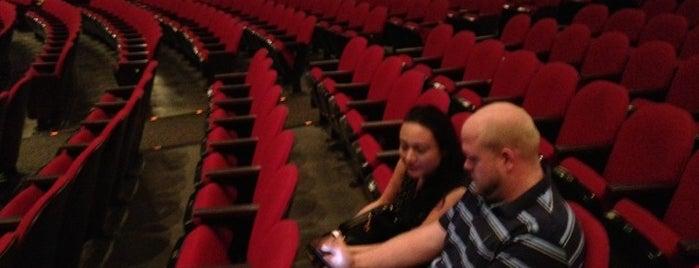 Johnny Mercer Theatre is one of Tempat yang Disukai Charles.