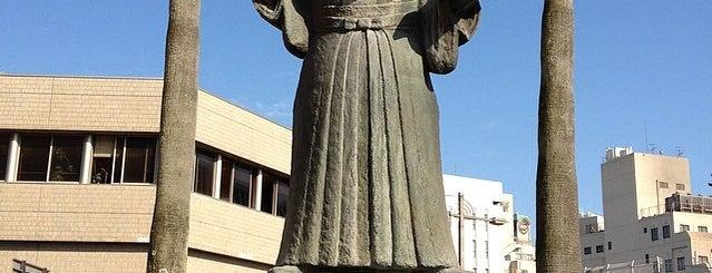 小松帯刀像 is one of 鹿児島探検隊.