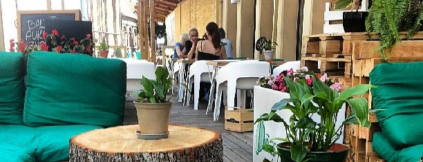 "Restorāns ""Dārzs"" - Lounge is one of Locais salvos de Paula."