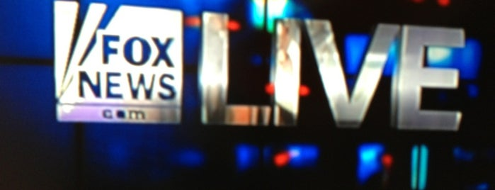 Fox News Channel is one of TO DO~TO DO....