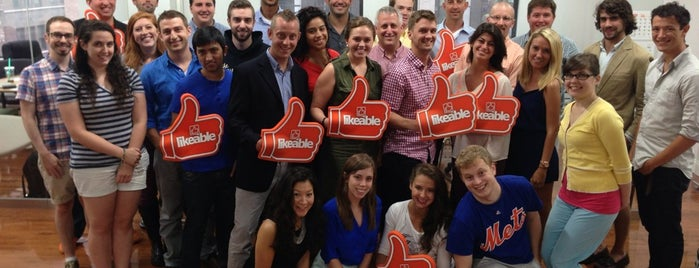 Likeable Local HQ is one of Silicon Alley, NYC (List #3).