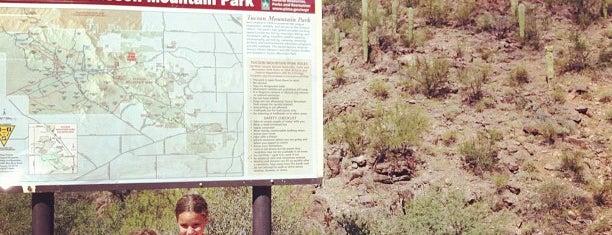 Tucson Mountain Park is one of Tucson, Az.