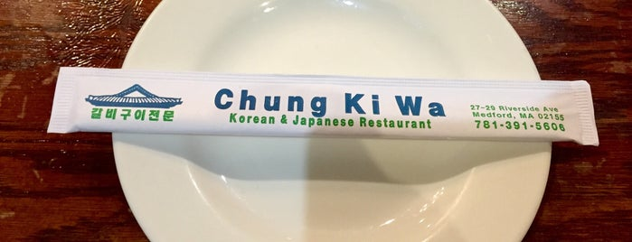 Chung Ki Wa is one of Boston Eats Bucket List.