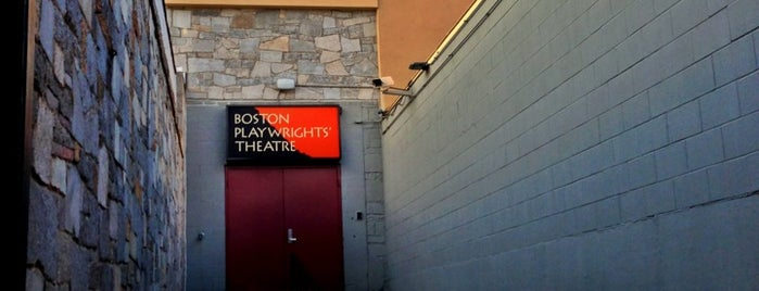 Boston Playwrights' Theater is one of Boston.