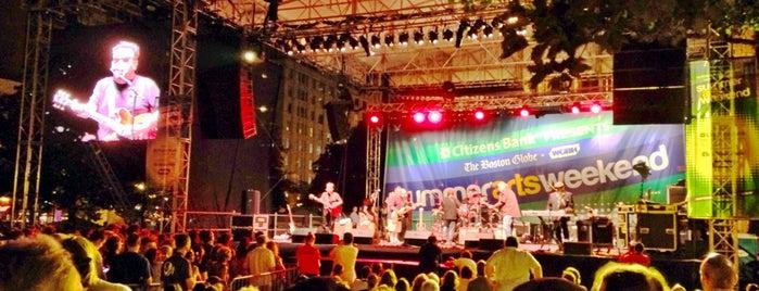 Boston Summer Arts Weekend is one of Boston Trips.