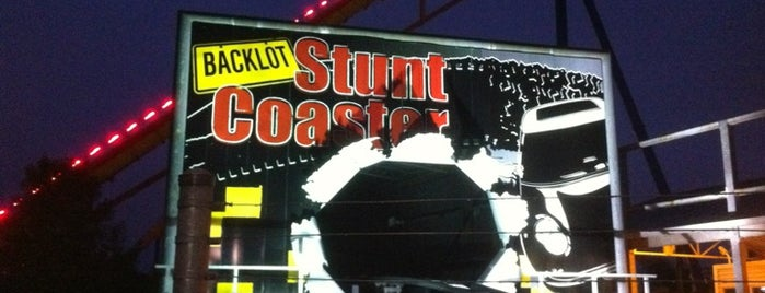 Backlot Stunt Coaster is one of สถานที่ที่ Fiona ถูกใจ.