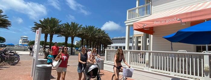 Seaside, FL is one of cravings..