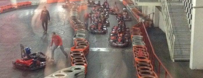 Le Mans is one of Картинг в Москве.