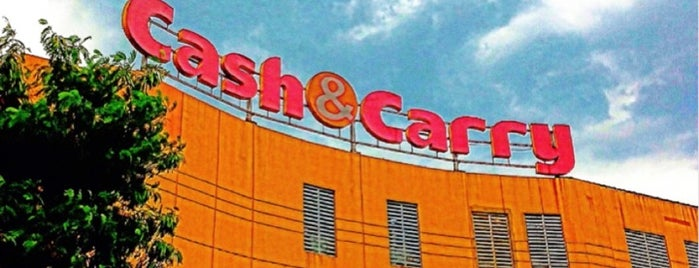 Cash & Carry is one of Lugares favoritos de Shank.
