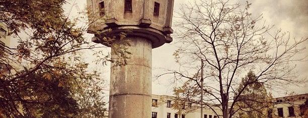 DDR-Grenzwachturm / GDR Watchtower is one of Berlin Best: Sights.