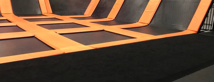 Urban Air Trampoline and Adventure Park is one of Sitha 님이 좋아한 장소.