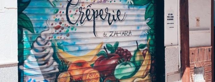 Zahara de los Atunes is one of Испания.