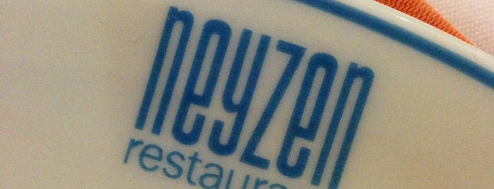 Neyzen Restaurant is one of Locais curtidos por Cansu Güncü.