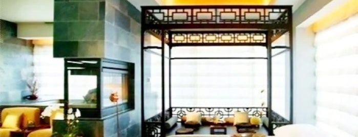 The Spa at at Mandarin Oriental, Kuala Lumpur is one of lovely kl.