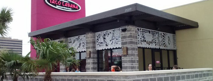 Taco Cabana is one of Tempat yang Disukai David.