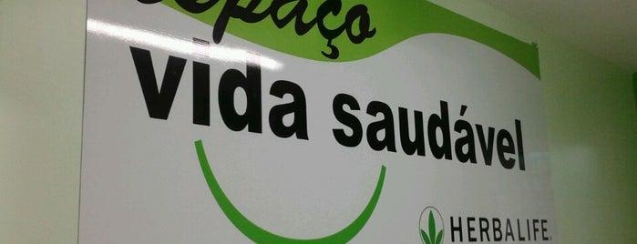 Espaço Vida Saudável is one of Lugares favoritos de Lenice Madeira.