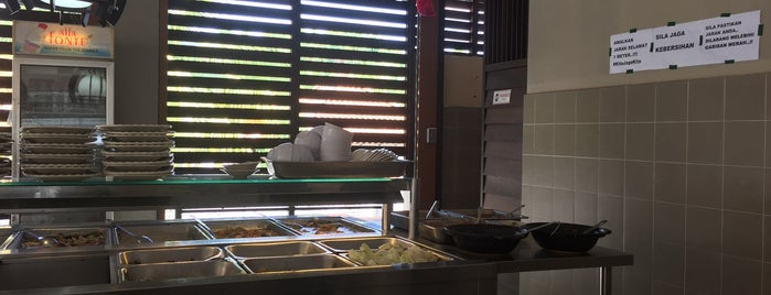 Restoran D'Anis Putri II is one of Tempat yang Disukai Rahmat.