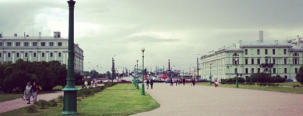 Марсово поле is one of Интересные места. Санкт-Петербург..
