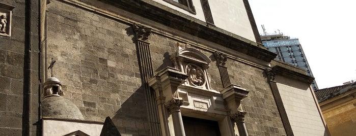 Chiesa di Santa Maria la Nova is one of NAPLES - ITALY.