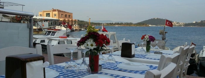 Ada Keyf Restaurant is one of Orte, die Kerem gefallen.
