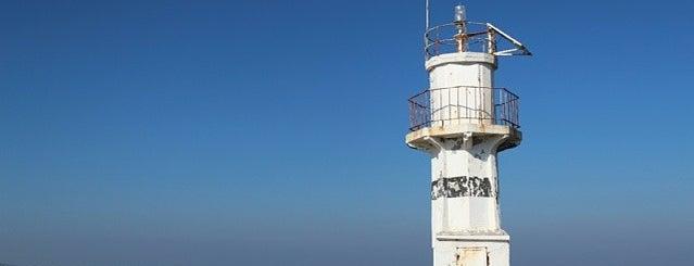 Tuzburnu Deniz Feneri is one of Lieux qui ont plu à Çağlar.