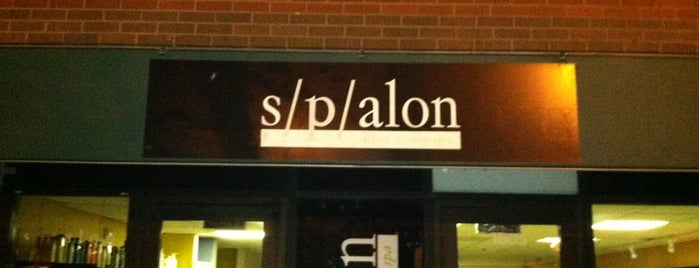 Spalon is one of Washington DC TO DO LIST.