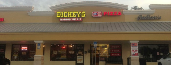 Dickey's Barbeque Pit is one of 416 Tips on 4sqDay Challenge - Dwayne List 1.