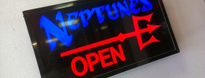 Neptunes Restaurant is one of Posti che sono piaciuti a Johnny.