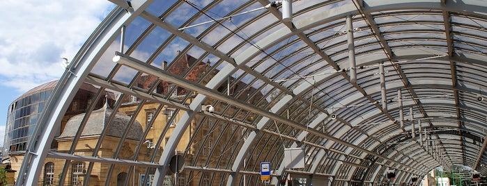 Przystanek Dworzec Zachodni is one of Poznan #4sqcity by Luc.