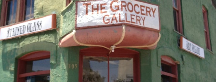 The Grocery Gallery is one of El Paso.