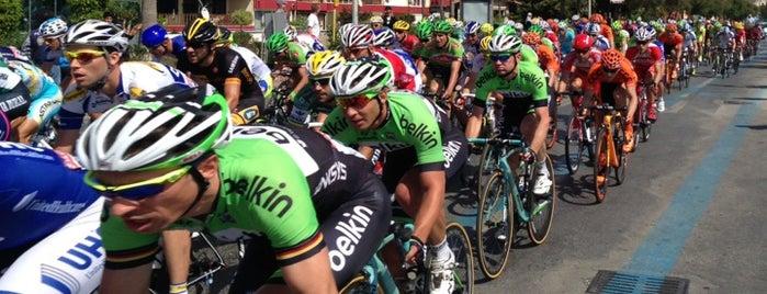 50'th PRESIDENTIAL CYCLING TOUR OF TURKEY-ALANYA is one of Orte, die Yunus gefallen.