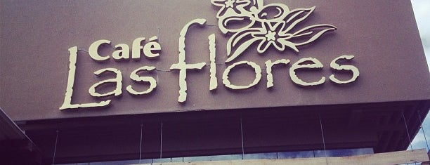 Café Las Flores is one of Posti che sono piaciuti a Rebeca.