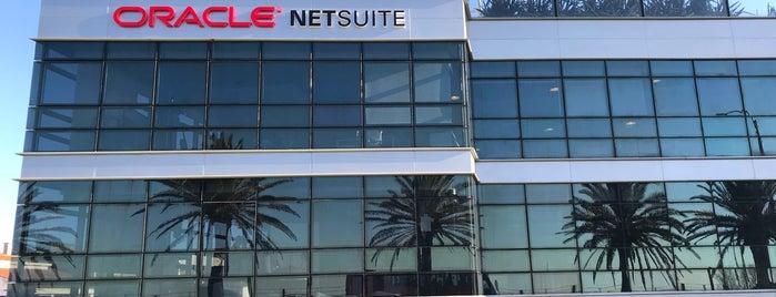 NetSuite is one of Orte, die Agustin gefallen.