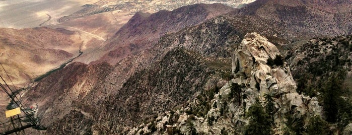 Palm Springs Aerial Tram Hike is one of Cali.